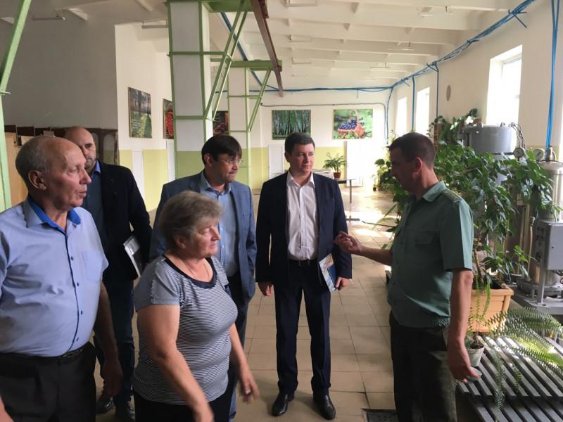 У Маневицькому лісовому господарстві розпочали планову перевірку