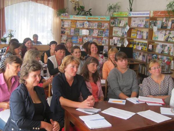 У Маневичах відбувся семінар бібліотечних працівників