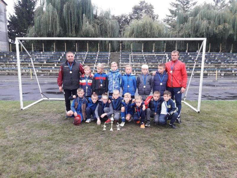 Маневицькі футболісти взяли участь у Всеукраїнському кубку «Прибужжя»