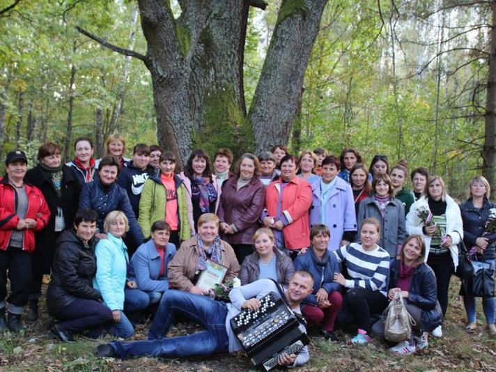 На Маневиччині бібліотекарі відсвяткували своє професійне свято