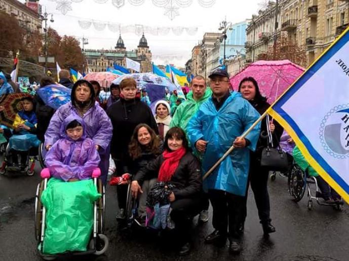 Маневичанивзяли участь у Всеукраїнському форумі «Право на життя»