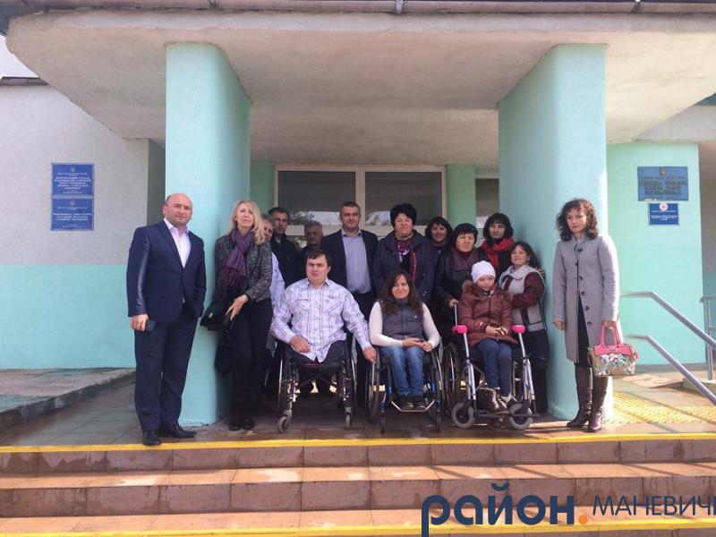 У Маневичах представили результати проекту «Медицина без бар'єрів»