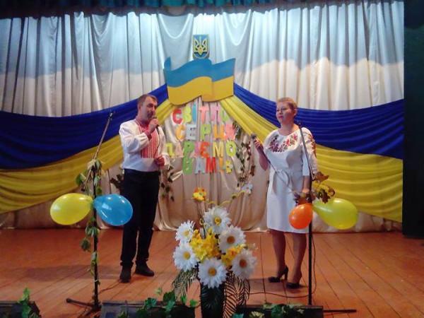 У Маневичах привітали з професійним святом педагогів ліцею