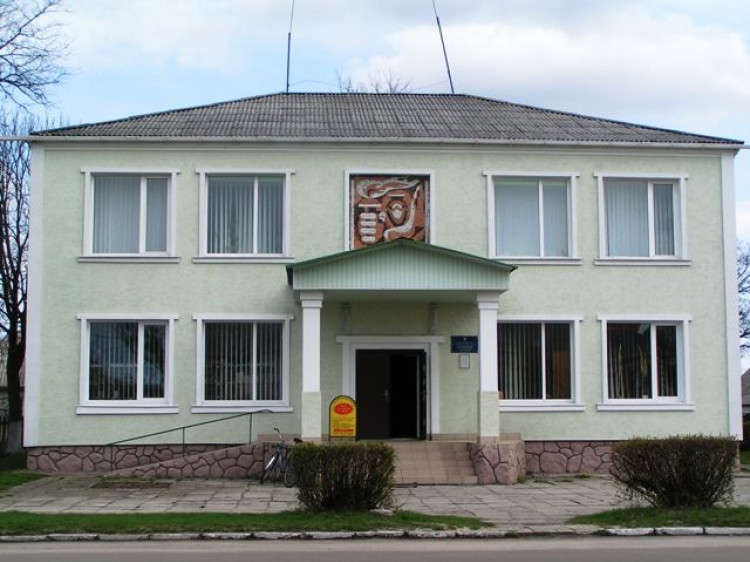 Маневицький краєзнавчий музей