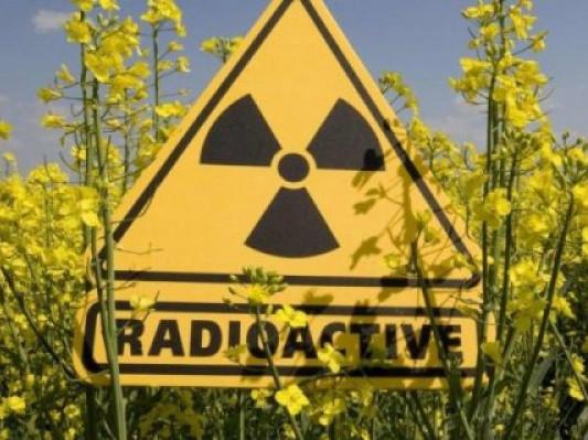 Який рівень радіації був у Маневичах в вересні
