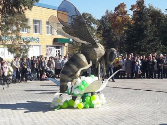 У Маневичах відкрили пам'ятник який записали у Книгу Рекордів України