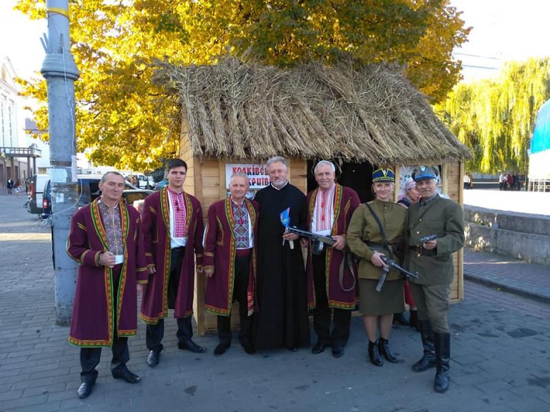 Маневичани взяли участь у фестивалі повстанської пісні