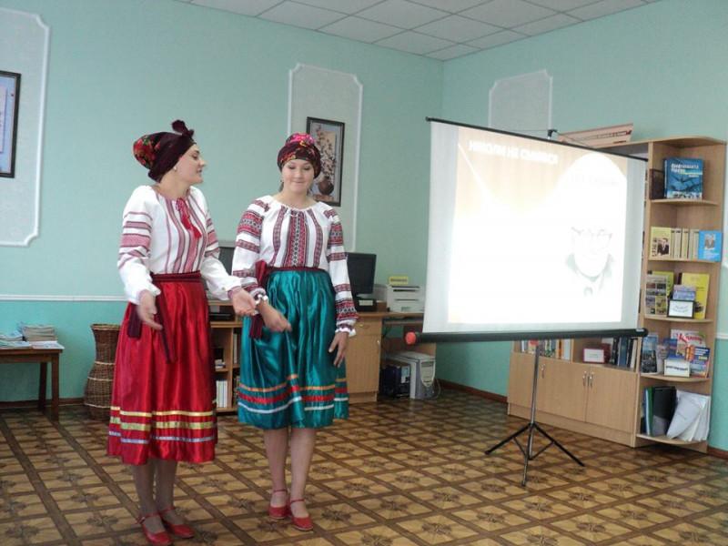 У Колках провели конкурс юних гумористів «Посміхнімось щиро Вишні»