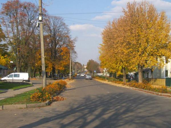 Прогноз погоди у Маневичах на 21 жовтня