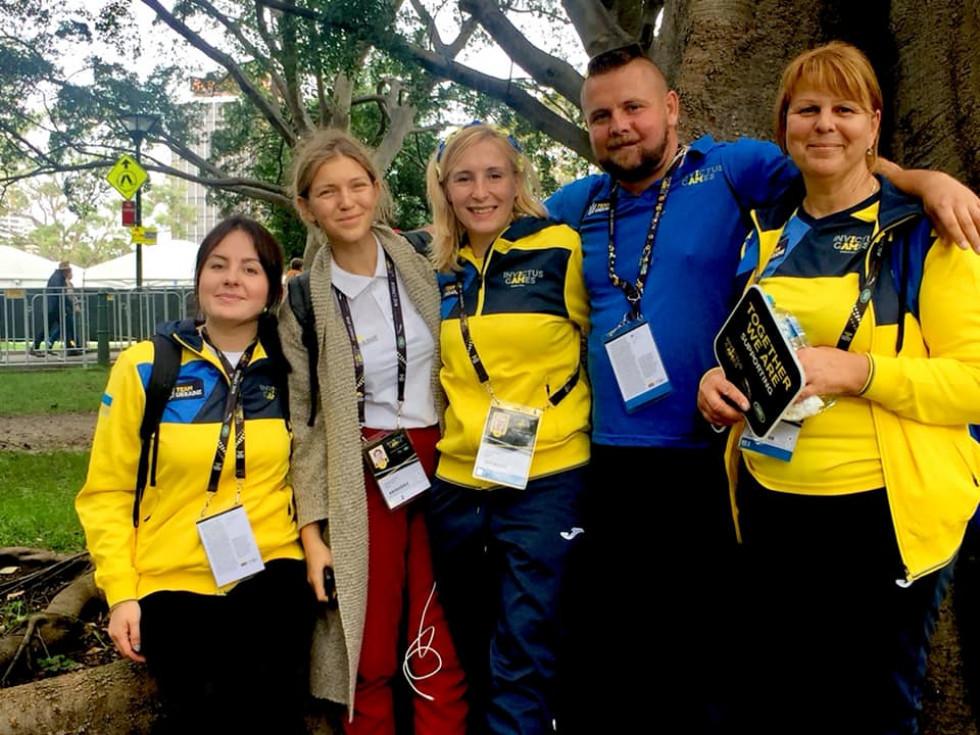 Сідней зустрічав команду хорошою погодою і цікавими заходами