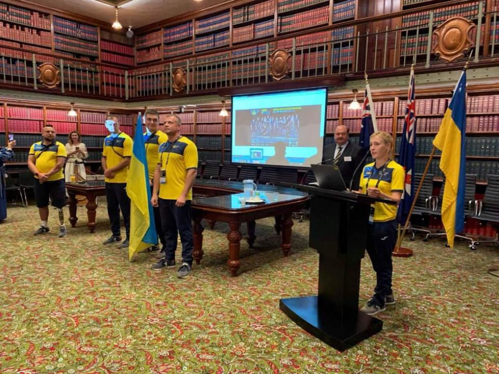 Зустріч з представниками австралійського парламенту