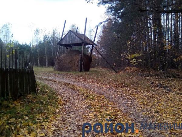 Прогноз погоди у Маневичах на 30 жовтня