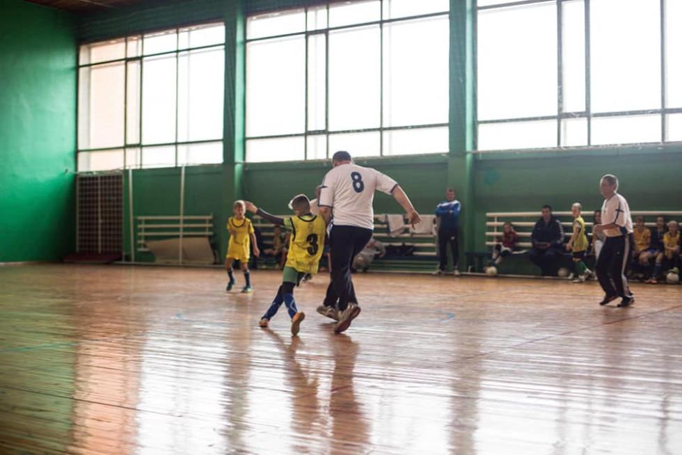 Спортивний захід-перевірку до готовності в чемпіонаті України з футзалу