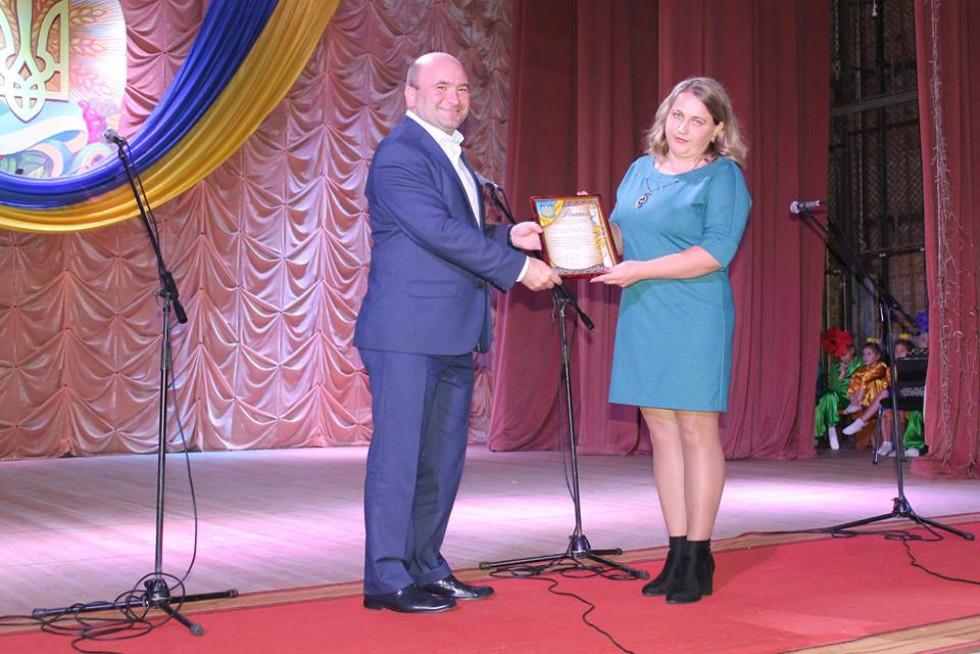 У Маневичах відзначили День працівників соціальної сфери України