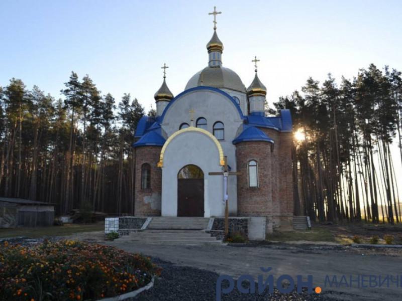 На Маневиччині освятять новий храм
