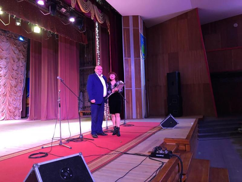 У Маневичах привітали працівників культури та майстрів народного мистецтва