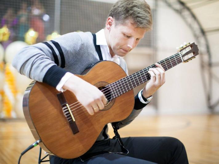 У Маневичах проведуть фестиваль-конкурс класичної гітари