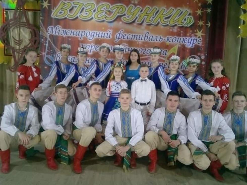 Маневичани перемогли на Міжнародному фестивалі-конкурсі «Сокальські візерунки»