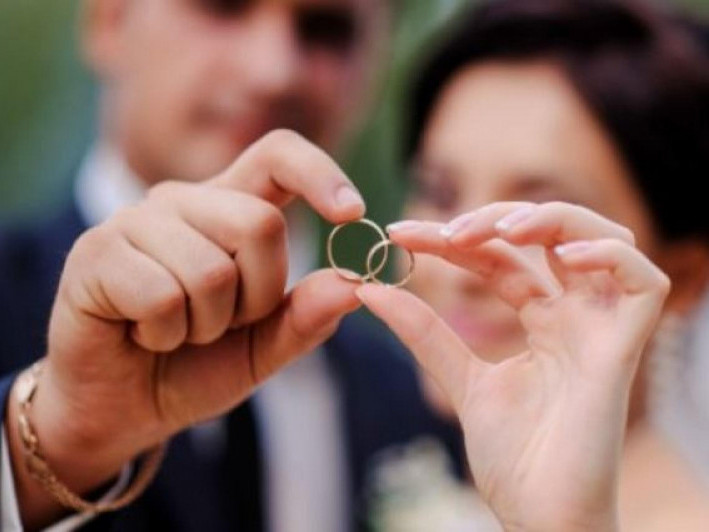 Весілля на районі