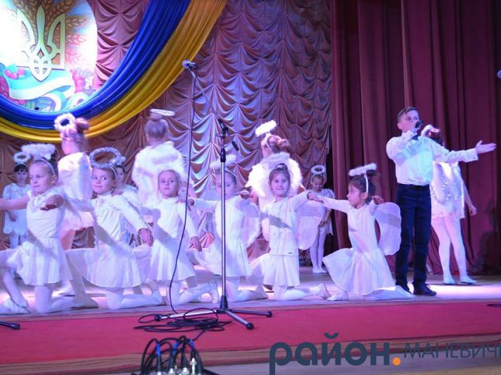 У Маневичах провели районний фестиваль «Радість творчості – душа»