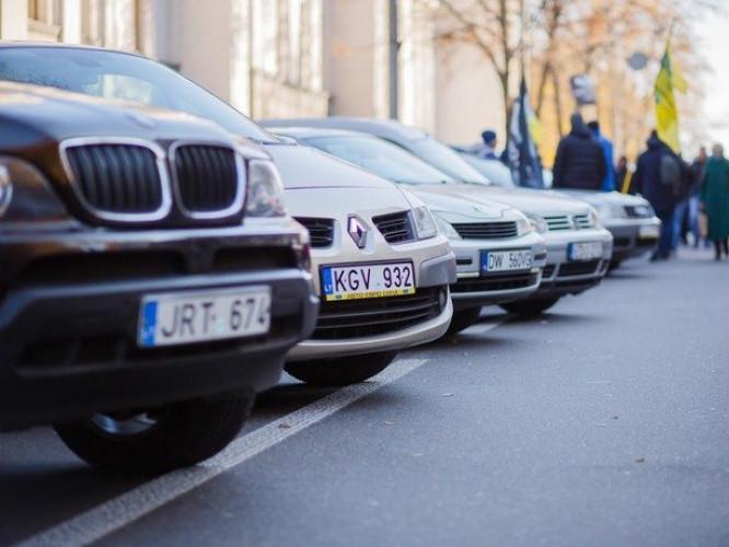 За неоформлену автівку з іноземною реєстрацією передбачено штраф, – Волинська митниця ДФС
