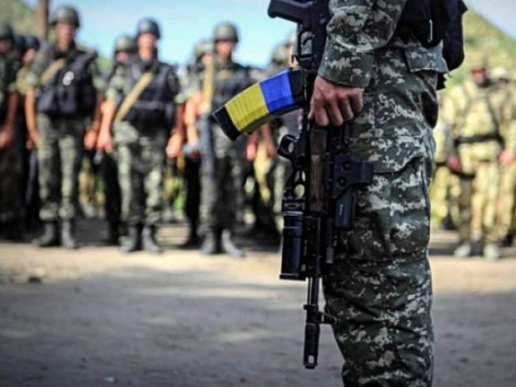 В Україні розпочнуться масштабні збори резервістів та військовозобов'язаних