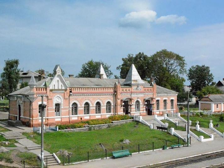 На Маневицькому залізничному вокзалі хочуть провести капітальний ремонт