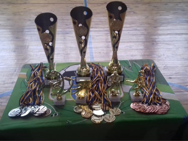 У Маневичах провели турнір з футзалу до Дня Святого Миколая