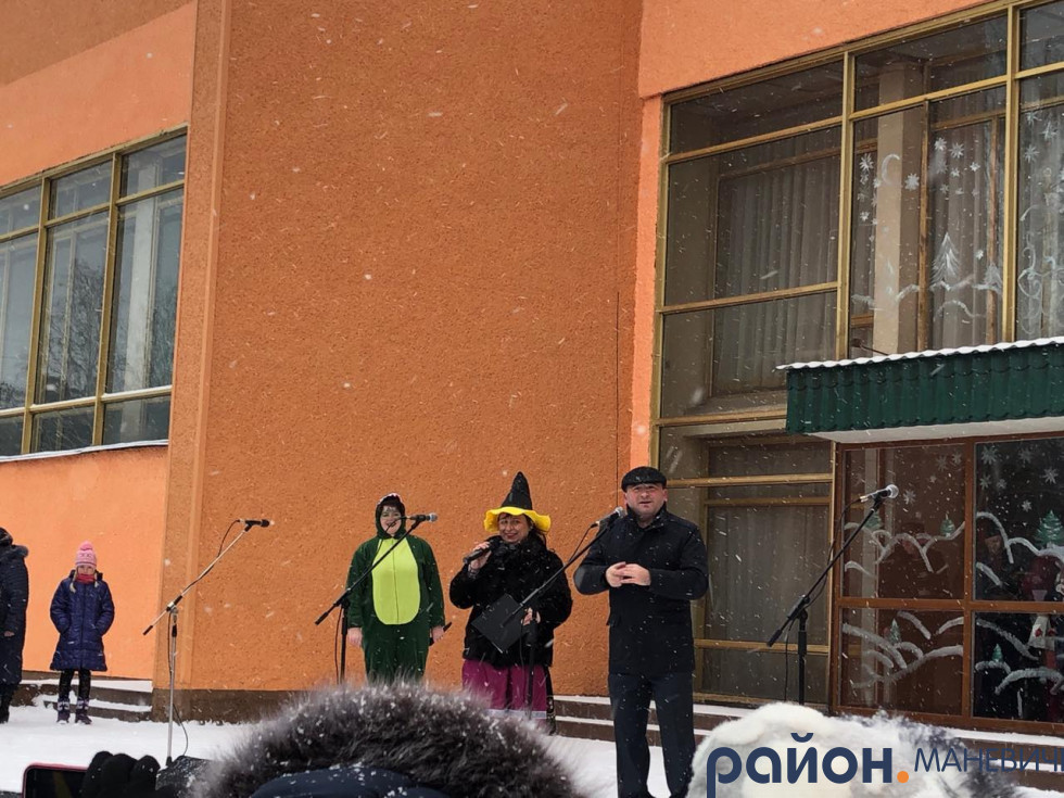 Андрій Линдюк та Валентина Ковальчук