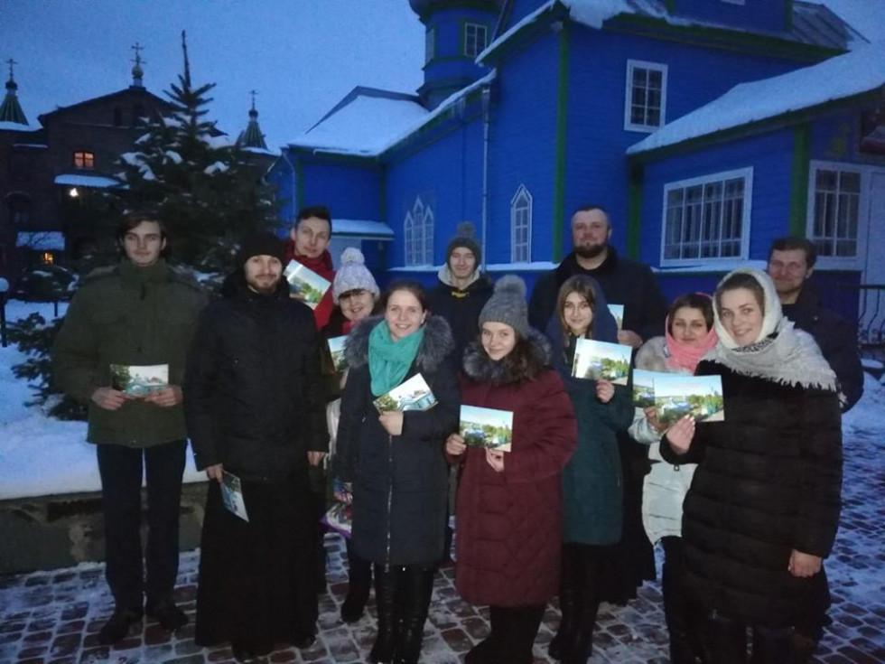 Учні Колківського училища відвідали будинок для людей похилого віку