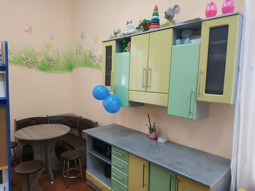 У Маневицькій школі осучаснили інклюзивно-ресурсну кімнату