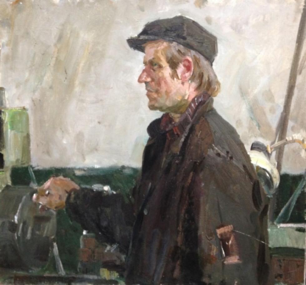 Картина Івана Клеця