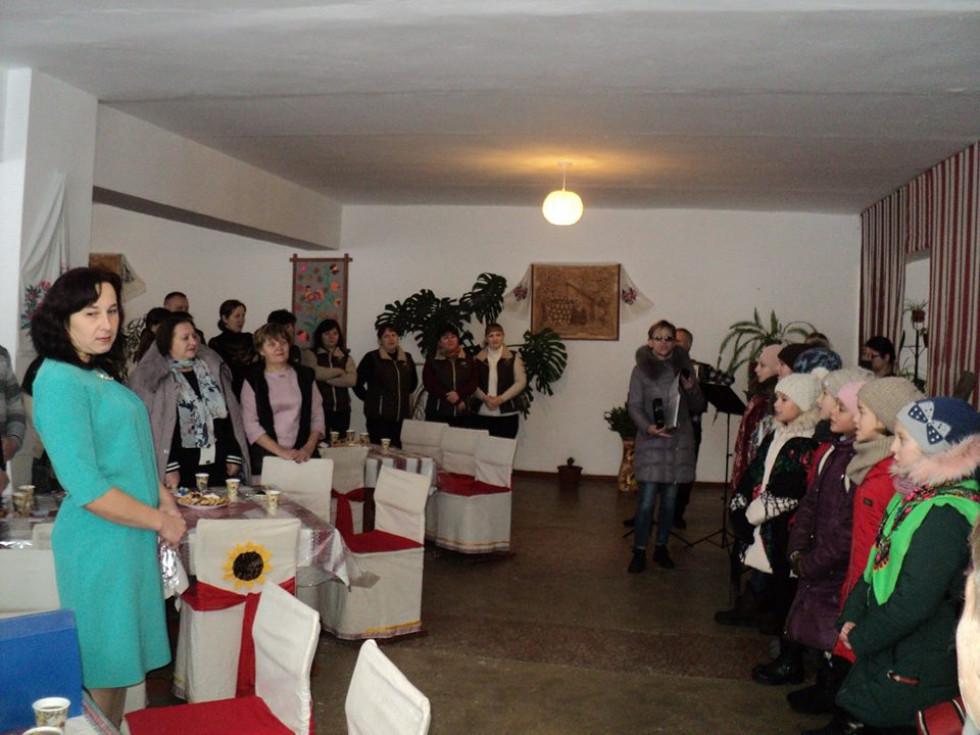 У Колківському училищі організували методичну кав'ярню