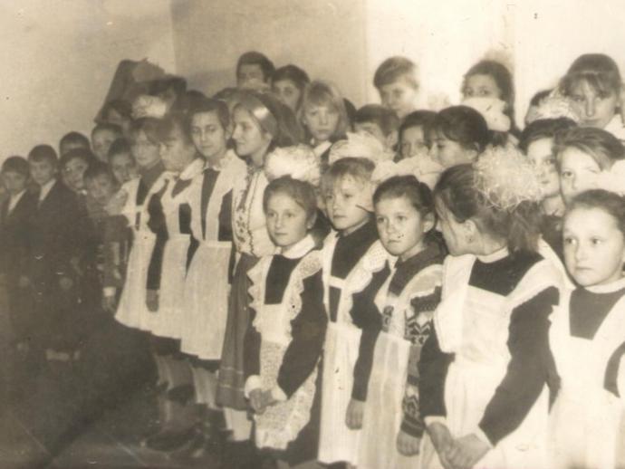 Вовчецька школа святкує 65-річчя своєї діяльності