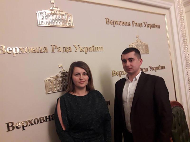 Маневичанин взяв участь у робочій зустрічі Комітету Верховної Ради