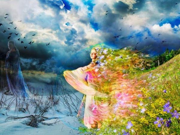 Вірш Павла Мельника з Маневиччини: «Пахне весною»