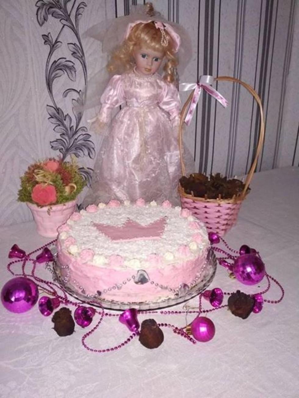 Торт «Корона для Королеви»