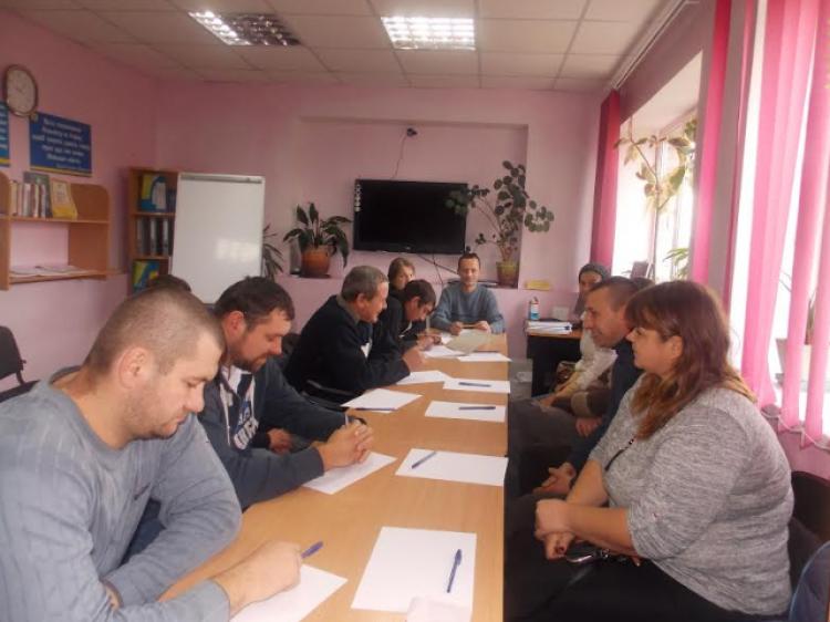 У Маневичах провели семінар на тему легальної зайнятості