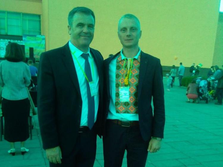 Під час проведення районного фестивалю народної творчості «Піснеспіви Маневиччини»