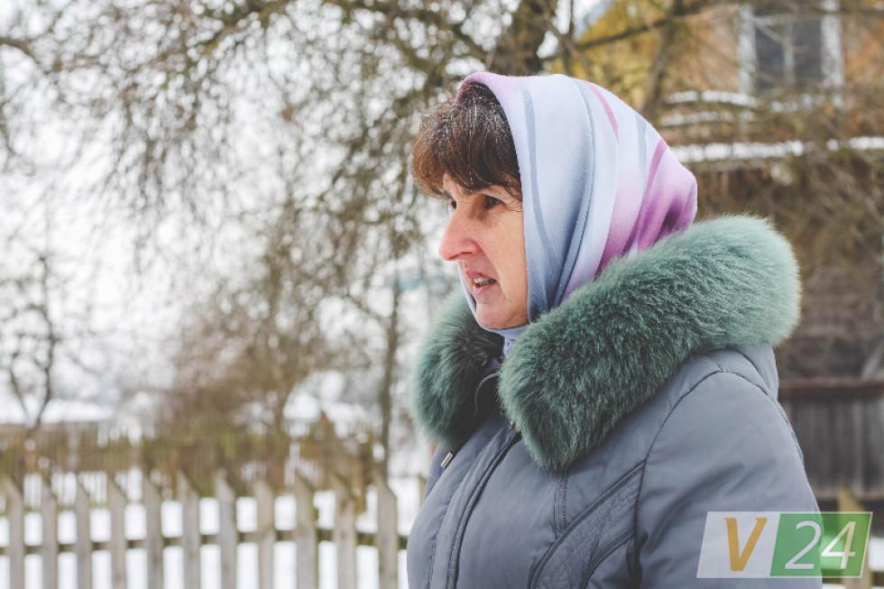 Наталія Гапончук, учитель старосільської школи