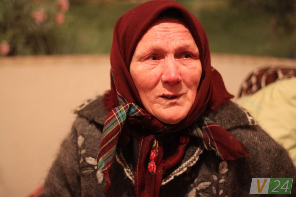 Марія Плескун вижила під час розстрілу
