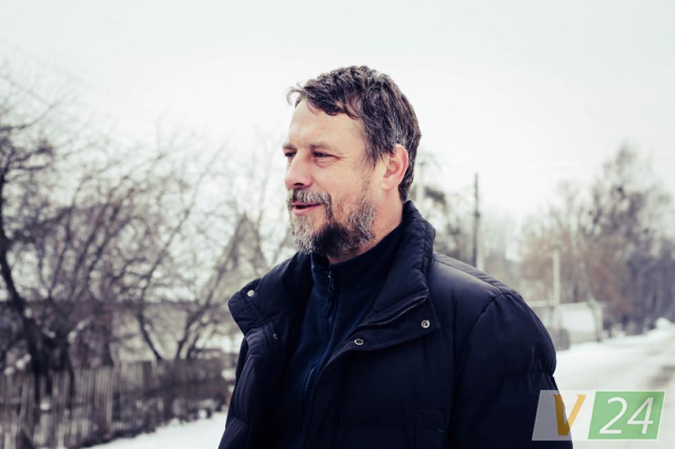 Олександр Лановий - оконський священик