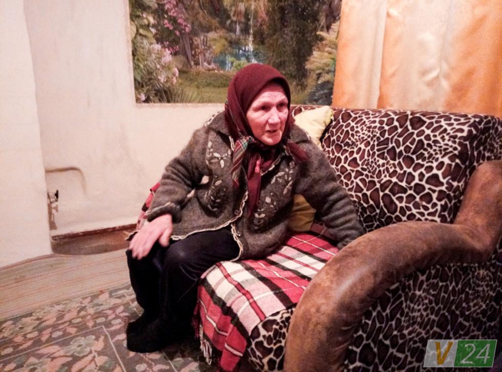 Марія Плескун у свої 79 бачила, правда, й не таке...