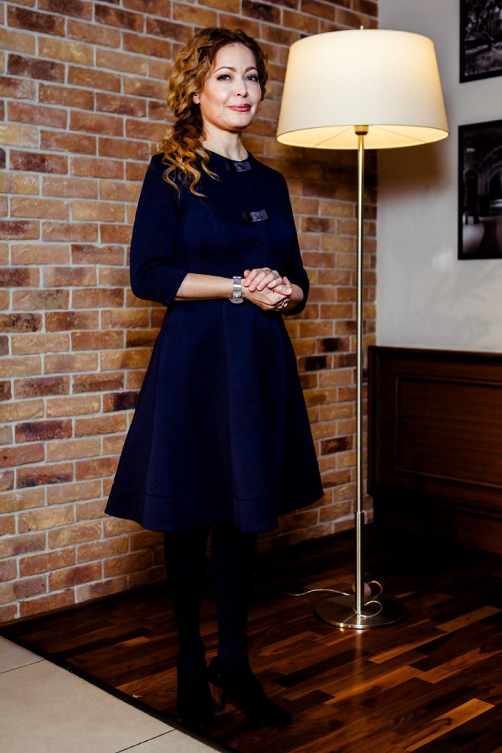 Психолог Олена Любченко