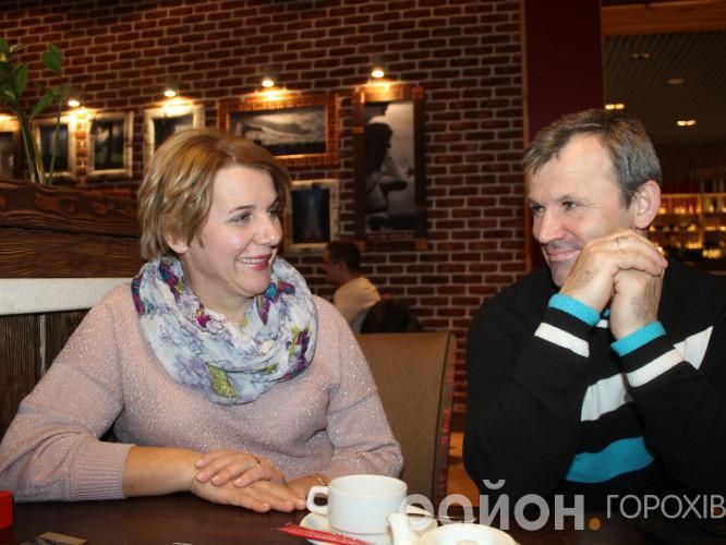 Марія і Юрій Онопріяки