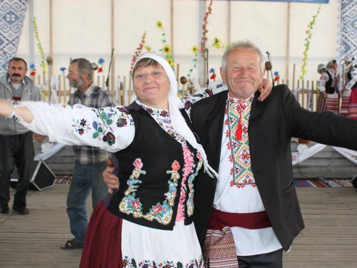 На Маневиччині провели фольклорний фестиваль «Поліський водограй»