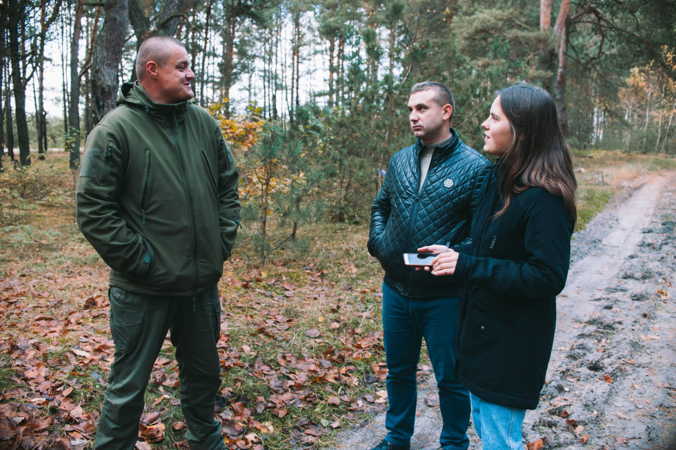 Ліворуч: Читкайло Вадим Володимирович