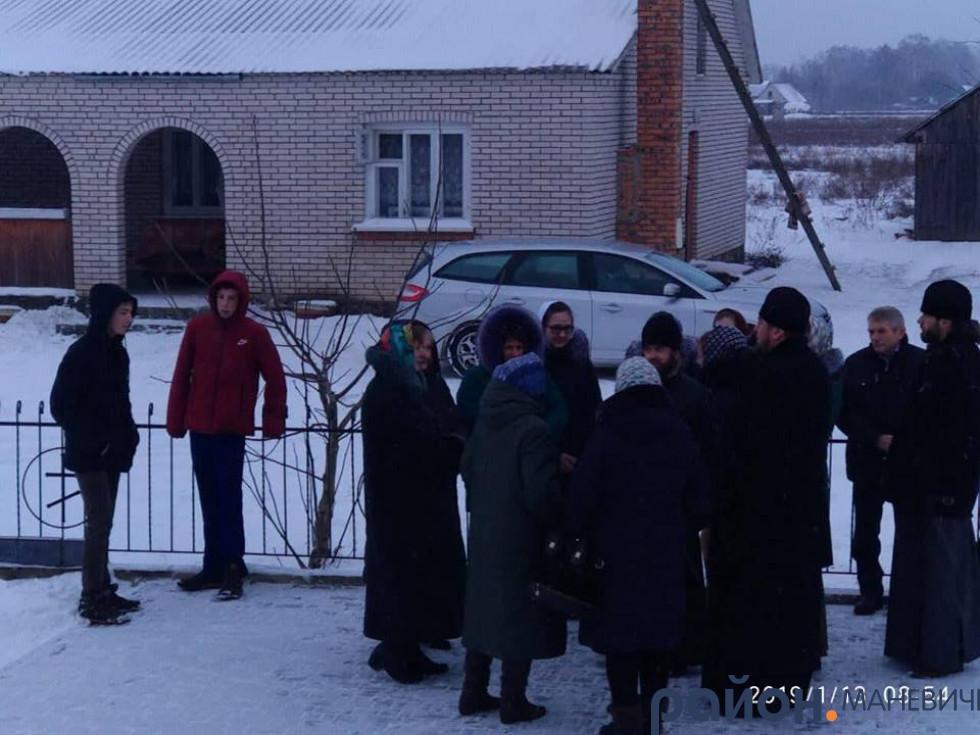 Прихильники Московського патріархату