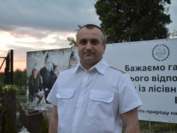 Директор Віктор Данилюк