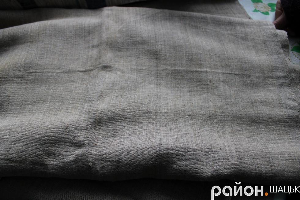 Сорочка з чистого льону має лікувальні властивості